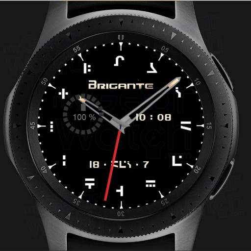 Mygalaxywatch Watchface Overview Standard Galactic Gamer Watch